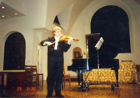 Na zájezdě po USA jsem hrál i v New Yorku, 1997