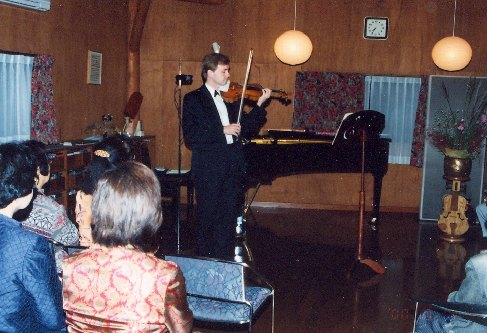 Japonci si potrpí na koncerty v domácím prostředí, 2000