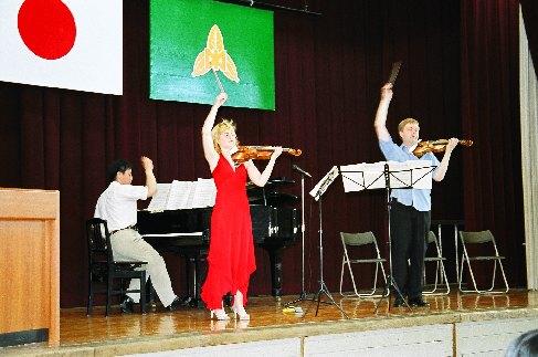 Závěr skladby ve virtuósním stylu, 2004