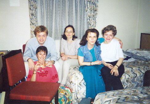 Pavel Eret a členové SOČRu, 1999