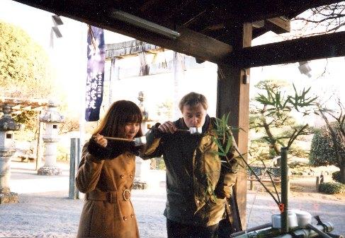 Průvodkyní mi byla Nacumi Ikeda, 2000
