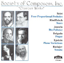 Society of Composers, Alexandre Rudajev