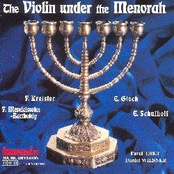Housle pod menorou, Mendelssohn, Kreilser, Bloch, Schulhoff
